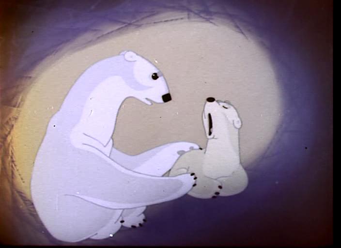 Мультфильм умка о том как медведь